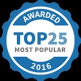 Luxuria - 2016 Award, Parties & Celebrations