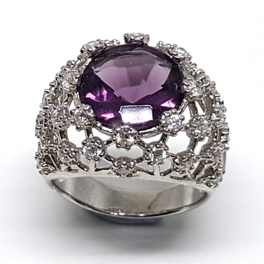 LUXR116 Pasada ring by Luxuria Jewellery brand New Zealand