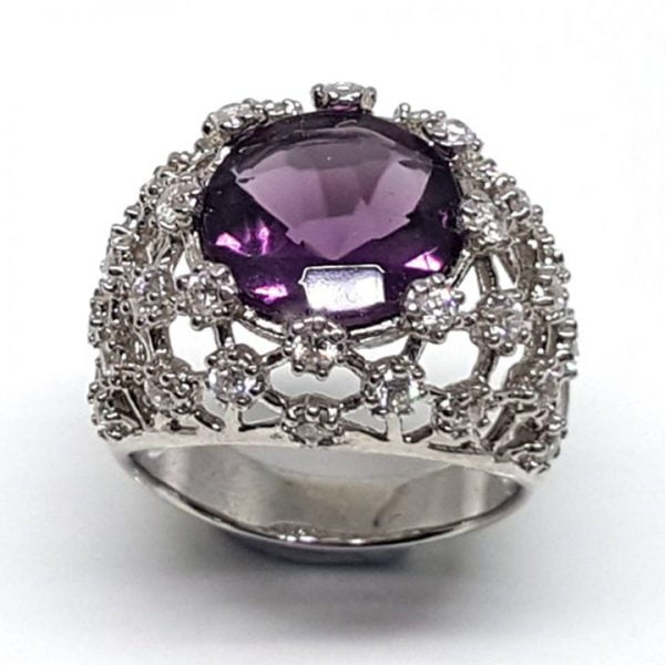 LUXR116 Pasada ring by Luxuria Jewellery brand New Zealand