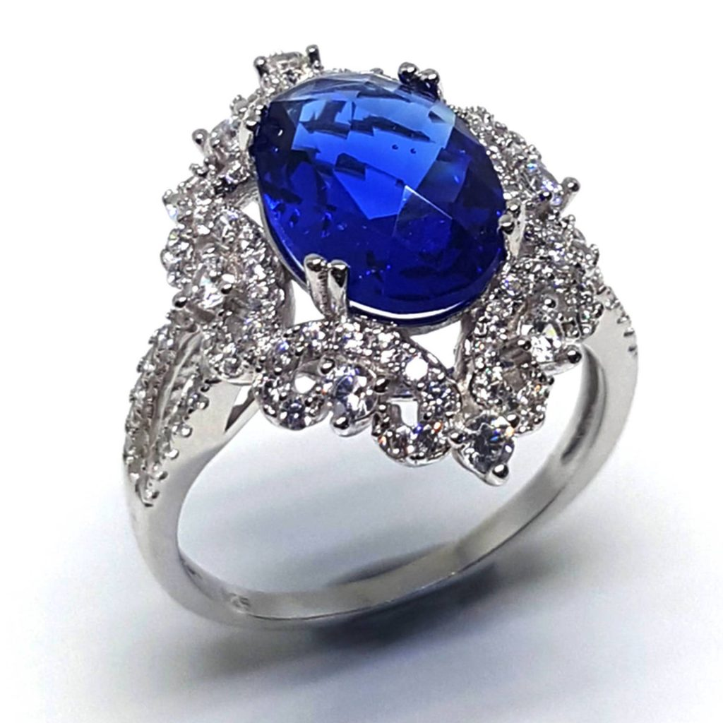 LUXR145 Aeschylus ring by Luxuria Jewellery brand New Zealand