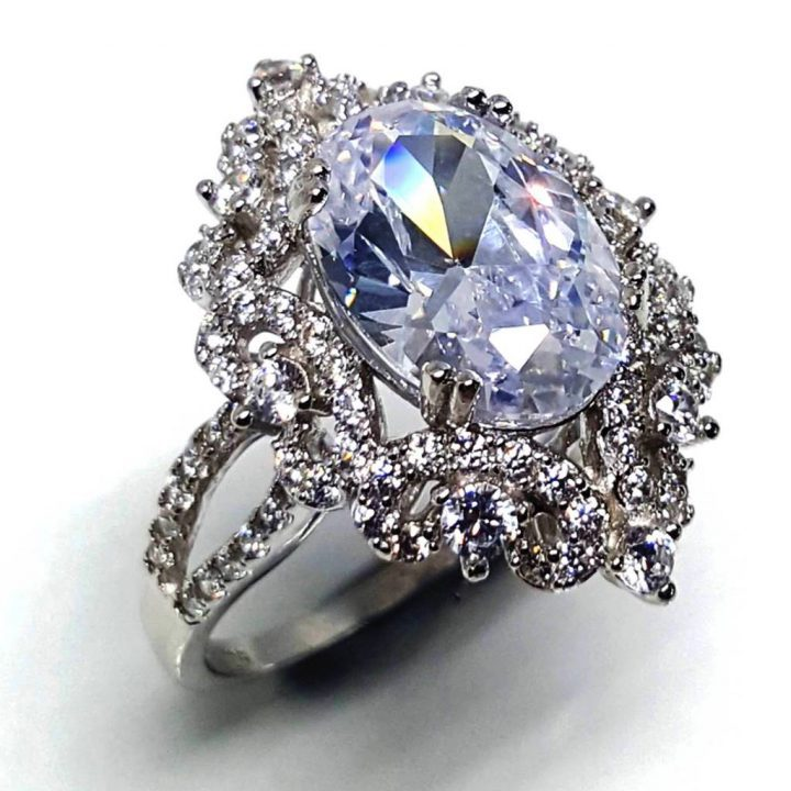 LUXR148 Proteus ring by Luxuria Jewellery brand New Zealand