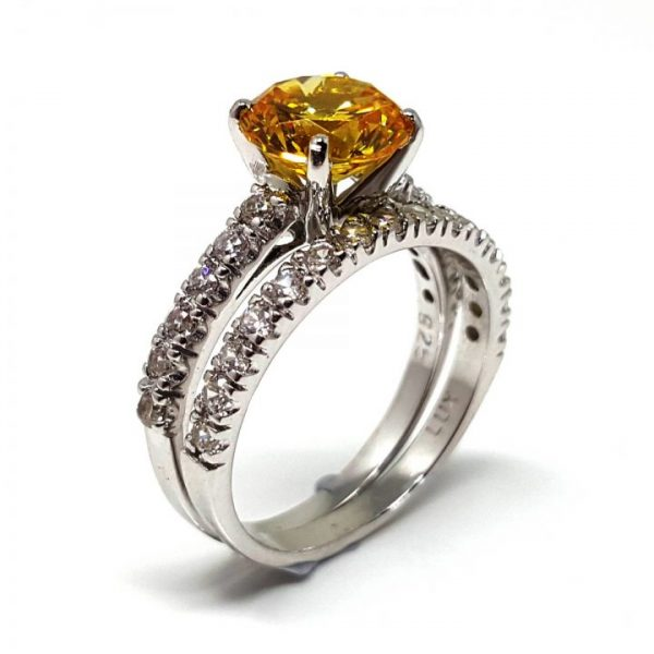 LUXR155 D'PROMITTO ring by Luxuria jewellery brand New Zealand