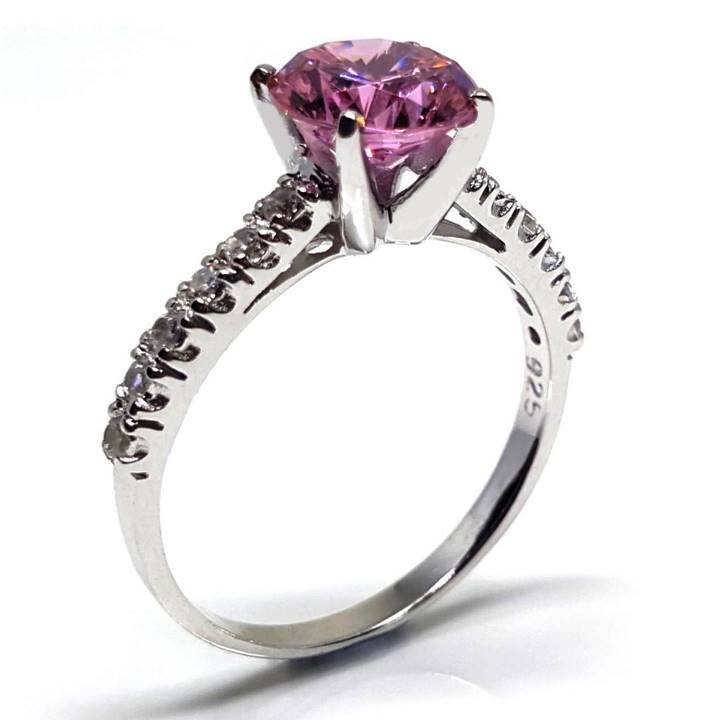 LUXR150 SACRAMENTUM engagement ring - Luxuria Jewelry brand New Zealand