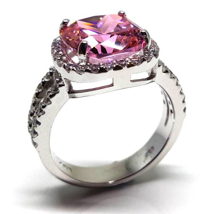LUXR157 Best fake engagement rings that look real. LUX hallmark
