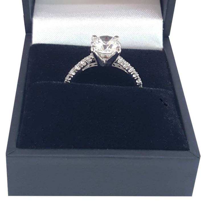 Image result for ring in box