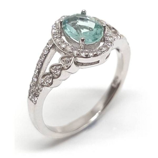 LUXR101 Essentia ring by Luxuria jewelry brand