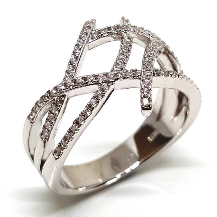 LUXR133 Anapto ring by Luxuria jewellery brand