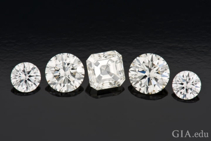 CVD synthetic diamonds display color brightness of natural diamonds - GIA