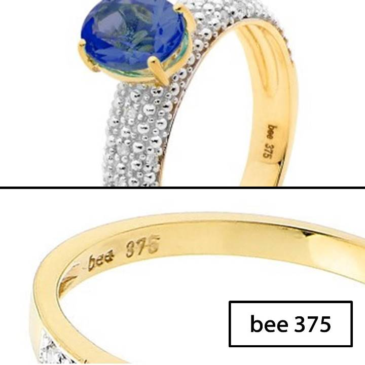 bee 375 jewelry stamped bee 375 meaning